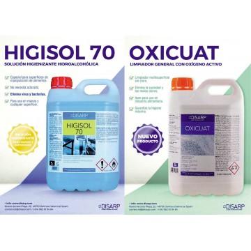 HIGISOL 70 + OXICUAT